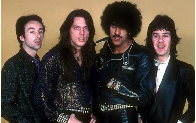 Thin Lizzy snip