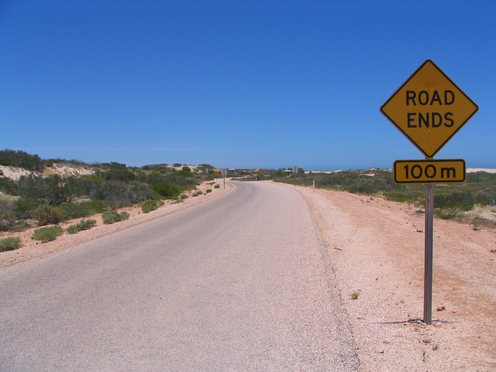 Is This the End of the Road for Property Investors ... At The Roads End